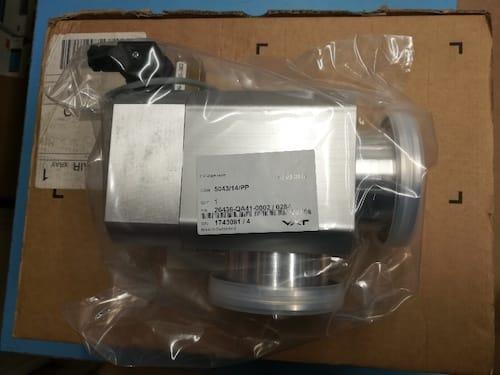 Rohový ventil VAT, série 264, DN 63